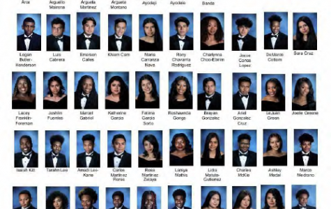 The historic class of 2020 is documented in a yearbook that Friends of Roosevelt wants all seniors to get.